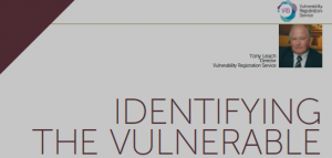 Vulnerability Registration Service- VRS